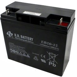 BB Battery EB20-12 АКБ