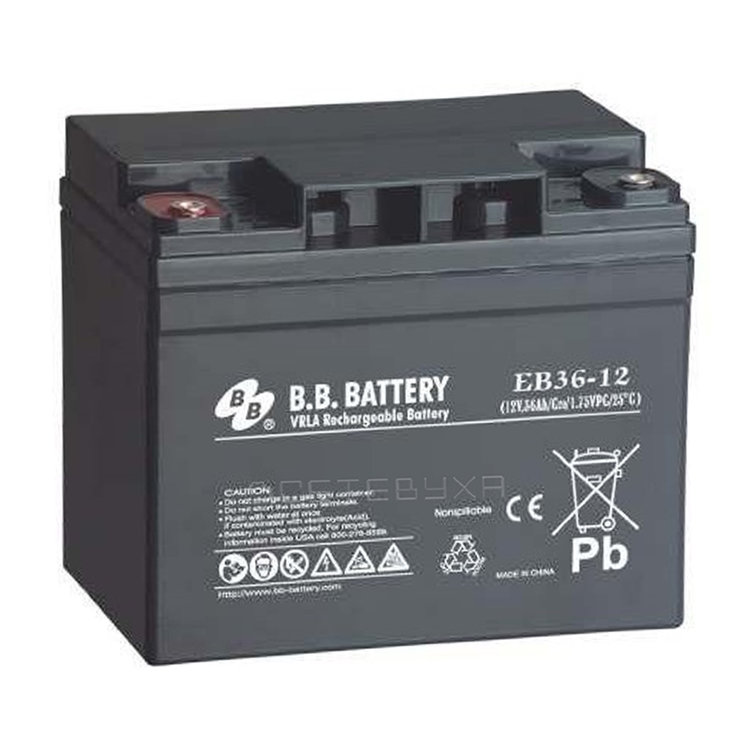 BB Battery EB36-12 АКБ