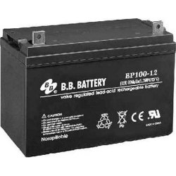 BB Battery BP100-12 АКБ
