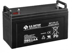 BB Battery BP120-12/B4 АКБ