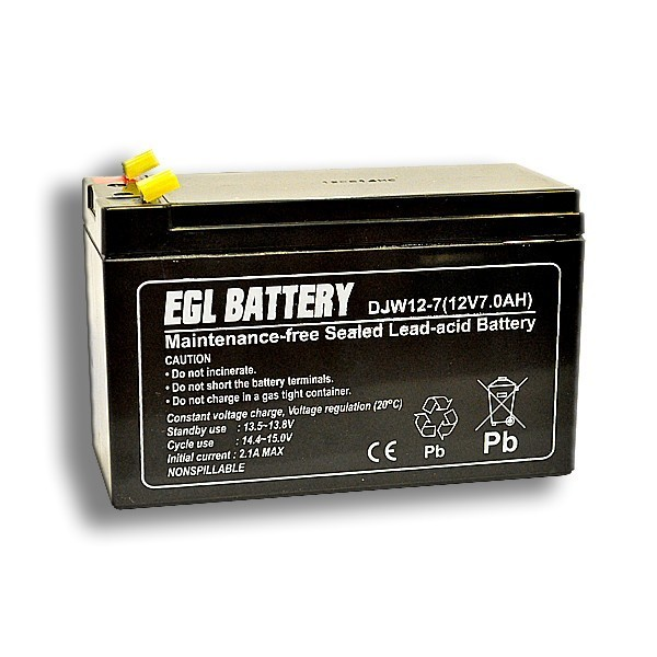 12v7ah battery, 12v-7ah, 12в 7ач гелевый аккумулятор egl djw.