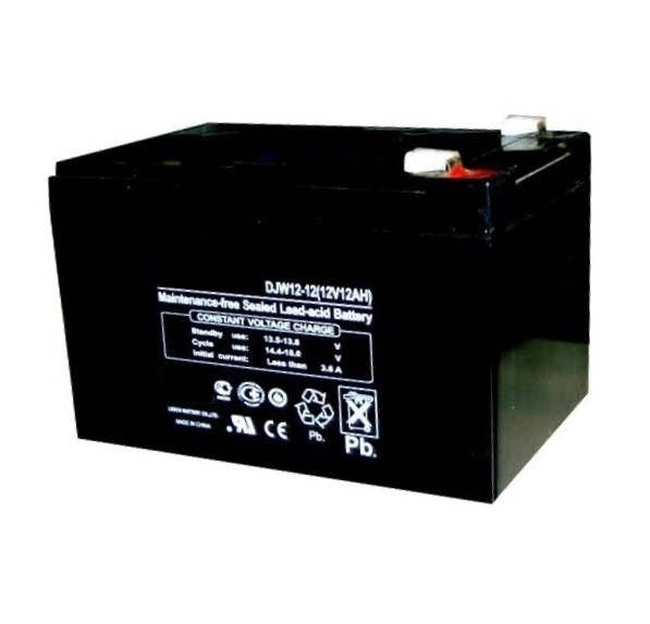 12V12Ah (battery 6-DZM12) EGL DJW Гелевая