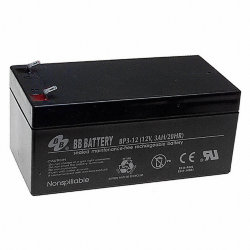 BB Battery BP3-12/T1 АКБ