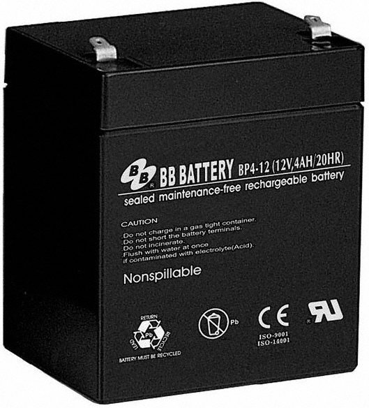 BB Battery BP4-12/T1 АКБ