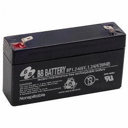 BB Battery BP1.2-6/T1 АКБ