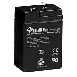 BB Battery BP4-6/T1 АКБ