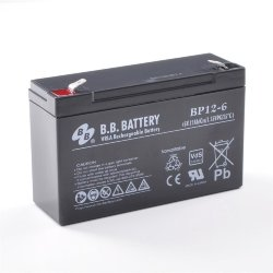 BB Battery BP12-6/T1 АКБ