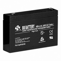 BB Battery HR9-6/T2 АКБ