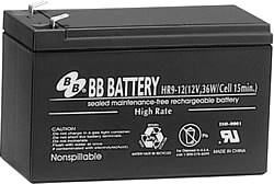 BB Battery HR9-12FR АКБ