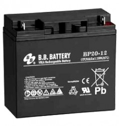 BB Battery BP20-12/B1 АКБ