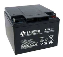 BB Battery BP26-12/B1 АКБ