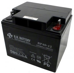 BB Battery BP40-12/B2 АКБ