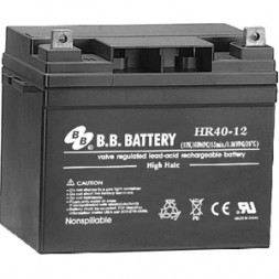 BB Battery HR40-12S/B2 АКБ