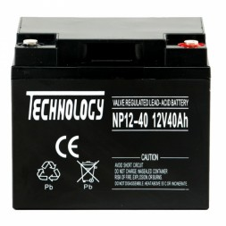 ATABA TECHNOLOGY 12-40 (AGM 12-40) 12V 40Ah, 12В 40Ач АКБ