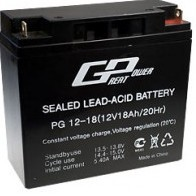 12V 18Ah, 12В 18Ач, Great Power PG 12-18