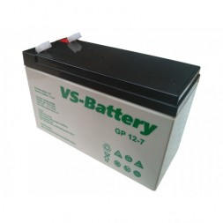 VS-BATTERY GP 12-7 12V 7Ah АКБ
