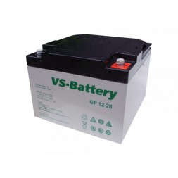 VS-BATTERY GP 12-26 12V 26Ah АКБ