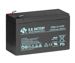 BB Battery HR1234W/T2 АКБ