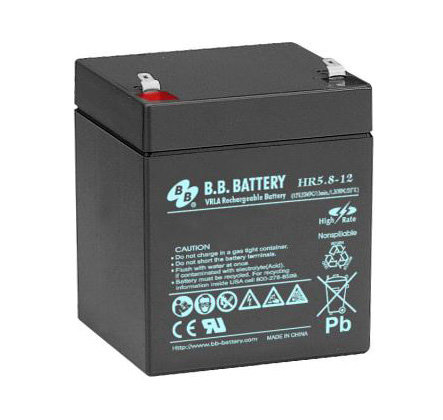 BB Battery HR5.8-12/T1 АКБ