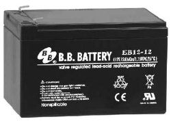 BB Battery EB12-12 АКБ