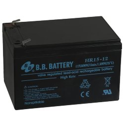 BB Battery HR15-12/T2 АКБ